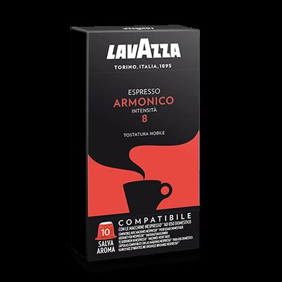 nespresso compatible capsules lavazza blends lavazza. Black Bedroom Furniture Sets. Home Design Ideas