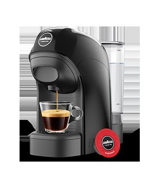 Tiny Coffee Machine Lavazza